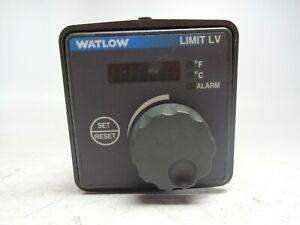 Watlow LVE6HW0032060A Limit LV Tempurature Limit Control