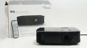 Optoma HD142X DLP Beamer 3D 1920x1080 Full HD, 3000 Lumen, 23.000:1 Kontrast