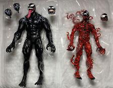 """Marvel Legends VENOM & CARNAGE 6"""" Figures No Venompool BAF Loose IN STOCK!"""
