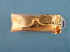 Doggles ILS Goggle Eye Protection for Dogs, Size Small, Dogs 9-25 lbs, New