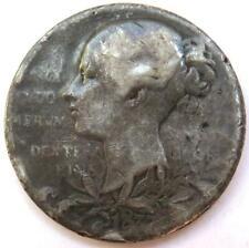 1837-1897 Queen Victoria Diamond Jubilee Silver Medal