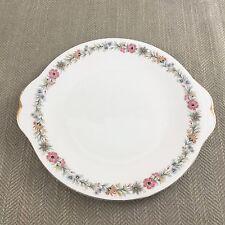 Vintage Cake Sandwich Tea Plate Belinda Paragon English Bone China
