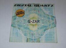 Q-zar - digital quartz (vocal remix) - cd single 3 titres 1996