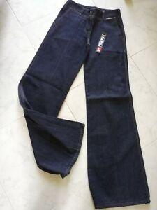 Jeans donna a palazzo a zampa  modello fornarina freeway