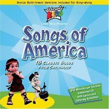 Cedarmont Kids - Songs of America [New CD]