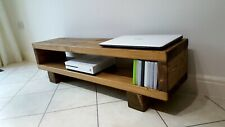 TV Stand/TV Unit/Solid Rustic Handmade TV stand/Entertainment Stand/TV Cabinet