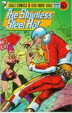 The stainless steel Consejo # 2 (of 6) (carlos ezquerra) (Eagle Comics estados unidos, 1985)