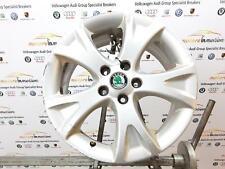 SKODA OCTAVIA Mk2 (1Z) Alloy Wheel 17 inch 5 x 112 Pallas 1Z0601025Q