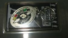 Dale Earnhardt Sr #3 The Intimidator 7X Winston Champ NASCAR KEY CHAIN