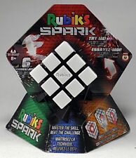 Rubik's Spark 6 Games Electronic Rubik's Cube Challenge single and multi player