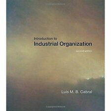 Introduction to Industrial Organization by Luis M. B. Cabral (Hardback, 2017)