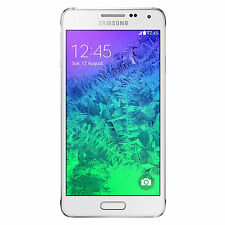 Samsung Galaxy Alpha 32GB AT&T Unlocked GSM LTE OctaCore 12MP Smartphone - White