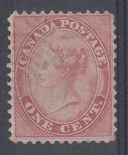 Canada Scott 14 Used VF (Catalog Value $90.00)