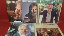 LOT of 5 records - Kenny Rogers Collection  - GUARANTEED