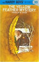 The Yellow Feather Mystery (Hardy Boys, Book 33) by Franklin W. Dixon