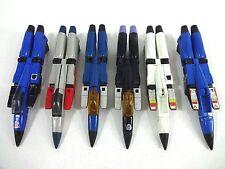 VTG Transformers G1 JETS - Ramjet Starscream Thundercracker Digre Skywarp  LOOSE