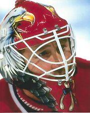 ED BELFOUR 8X10 PHOTO HOCKEY CHICAGO BLACKHAWKS PICTURE NHL