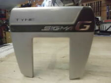 "PRE LOVED PING TYNE SIGMA PUTTER ~ 34"" LONG ~TOUR SENSR GRIP ~ WITH HEADCOVER"
