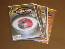 OMAC PROJECT #1-6 NM COMPLETE SERIES BATMAN SUPERMAN BROTHER EYE SASHA BORDEAUX