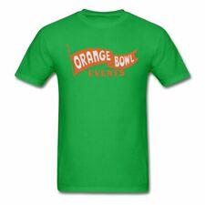 Miami Hurricanes Orange Bowl Events Vintage custom t-shirt