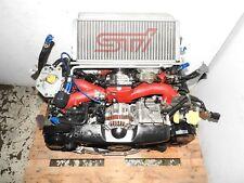 JDM 2002 WRX STi EJ207 Engine STI Version 7 Engine GDB STI EJ207 EJ20 V-7 Motor