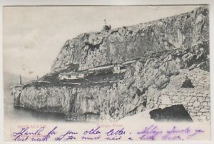 Gibraltar Postkarte - Gibraltar, Europa Point (A4)