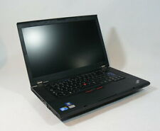 Notebook Lenovo ThinkPad T510 i5 2,4GHz 4GB RAM 500GB HDD WINDOWS 7 Pro