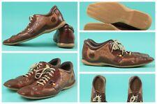 Cole Haan Men's Oxford Australia Flag Leather Shoes Size 11 M