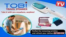 Tobi Travel Steamer AS SEEN ON TV Iron & refresh your clothes on the go!