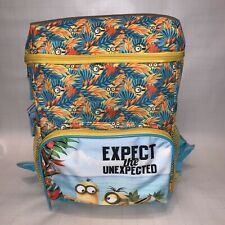 New Despicable Me Minion Made Minoins Insulated Lunch Bag Box