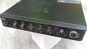 Inter-M MA-106 60W Public Address Mixer PA Amplifier FREE UK DEL - 60DAYWARRANTY