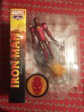 Marvel Select iron man! Some Shelf Wear