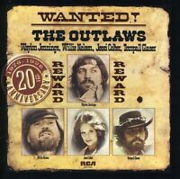 Waylon Jennings - Wanted: The Outlaws [New CD]