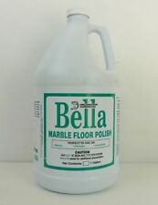 Bella Marble Floor Polish for Marble, Terrazzo, Onyx, Limestone, 4 Gallons, 4-1g