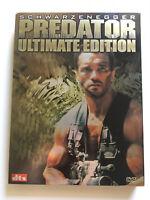 Predator (1987) Japanese 2-Disc *DVD* DTS Ultimate Edition Digipack Japan TOP