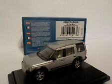 Land Rover Discovery  -  Silver, 1:76 Oxford Diecast, Model Car, British