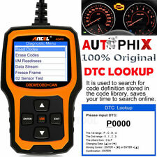 Ancel AD410 OBD2 Code Reader Car Automotive Check Engine Diagnostic Tool Scanner