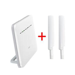Huawei B535 LTE Cat. 7 Router 300 Mbits WLANac 4x Gigabit LAN 2 x SMA Antenne
