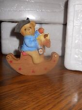 "Cherished Teddies 676888 Paul ""You Can Always Trust Me to Be There."" Nib"