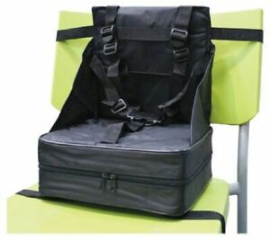 4Baby Portable Booster Black