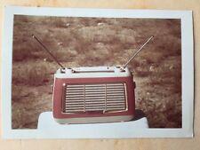 Vintage Photo  Shaub Lorenz Radio 1961 Transistor