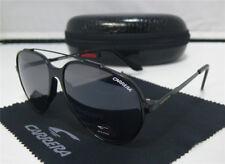 New Pattern Men & Women Retro Sunglasses Fashion Glasses C-31 Bright Black W/Box