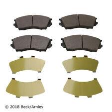 Disc Brake Pad Set Front Beck/Arnley 089-1517 fits 95-02 Mazda Millenia