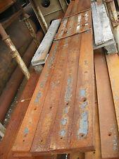 Reclaimed Steel Flats 100 x 20,Reusable Steel
