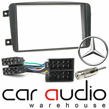 DFP-23-01 Mercedes Benz Viano 2003-2006 Car Stereo Fascia ISO Aerial Fitting Kit