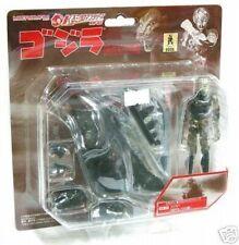 Microman Godzilla Action Figure Takara micronauts
