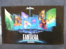 FANTASIA 2000 - Walt Disney - Mickey Mouse - französisches Presseheft