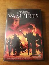 Vampires (DVD, 1999, Closed Caption Subtitled English and French)