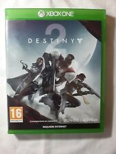 Destiny for Xbox One with box in perfect condition