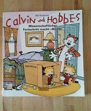 Calvin & Hobbes 06. Wissenschaftlicher Fortschritt macht ,,B ... 9783551786166